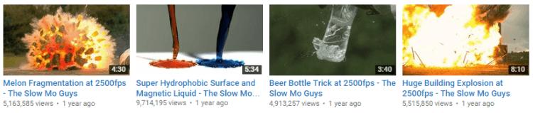 slow mo guys custom thumbnails