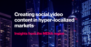 MENA social video Insights