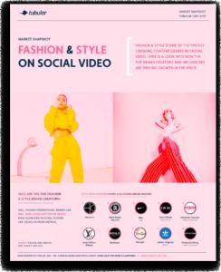 Market Snapshot: Fashion & Apparel