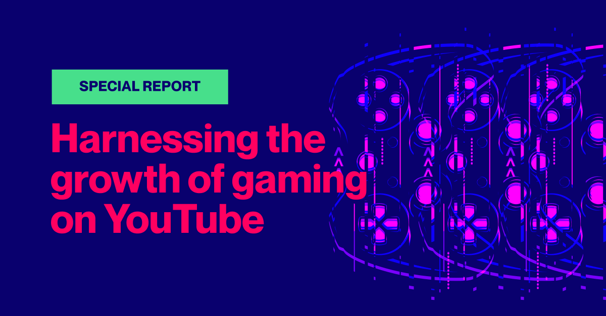 Growth of Gaming YouTube