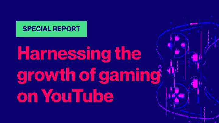 Gaming Growth on YouTube