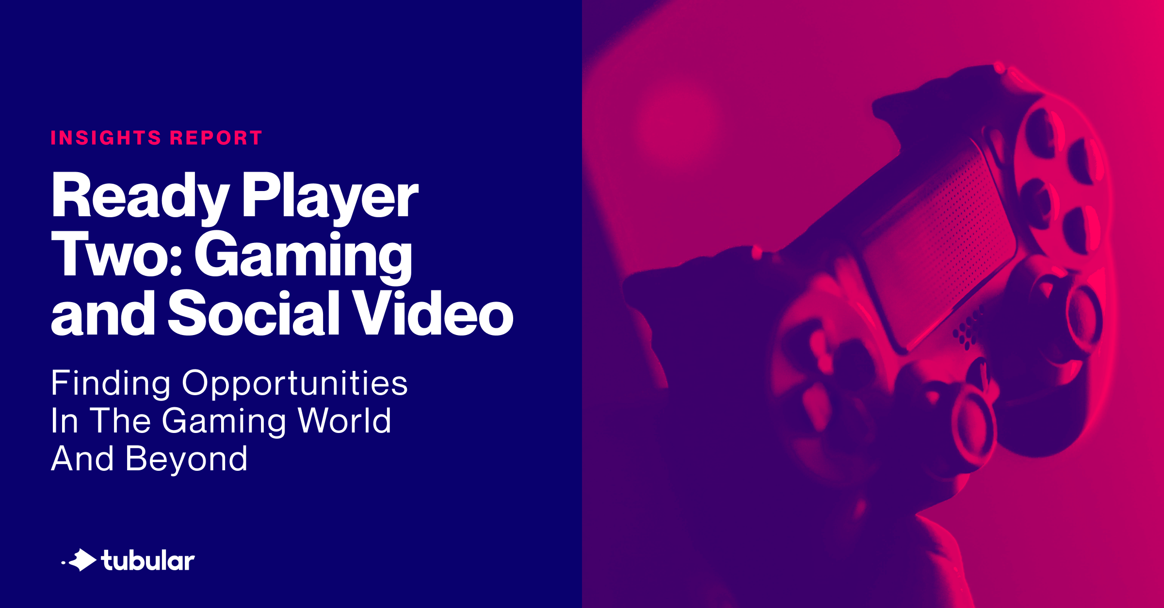 Ready Player Two: Gaming and Social Video